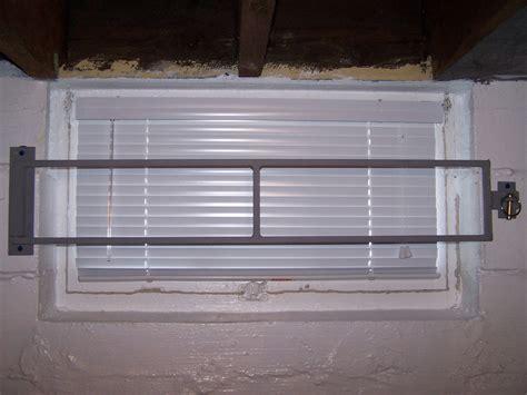 Superb Basement Window Bars #6 Basement Window Security