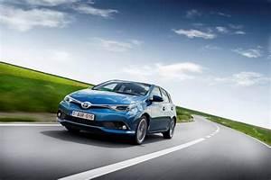 Fiabilité Toyota Auris Hybride : toyota auris hsd 2015 prix et caract ristiques de l 39 auris hybride photo 9 l 39 argus ~ Gottalentnigeria.com Avis de Voitures