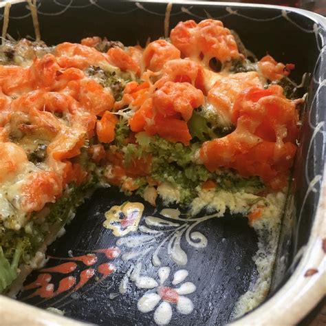 carotte cuisine gratin carottes brocolis cuisine de mémé moniqcuisine de