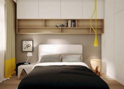 deco chambre espace aménagement chambre utilisation optimale de l