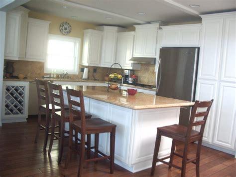 white glazed kitchen cabinets   kitchen remodel