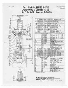 2700 Parts List  U0026 Schematic By Rmc Process Controls