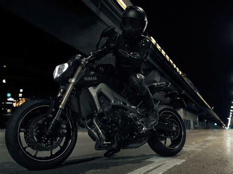 Yamaha Fz Black Rider Test Ride Hd Wallpaper