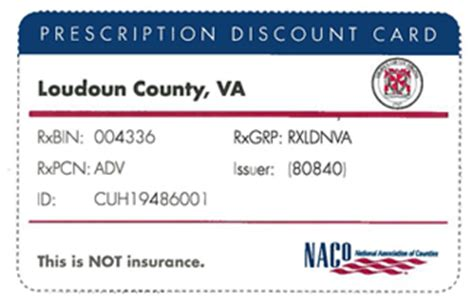 Just provide your phone number, zip code and date of birth to access your card. Prescription Drug, Health & Dental Discount Card Program | Loudoun County, VA - Official Website