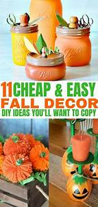 These, Fall, Decor, Ideas, Are, So, Easy, And, Cheap, To, Make, Fall
