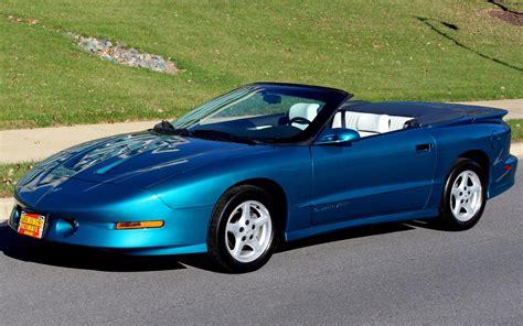 how can i learn about cars 1996 pontiac sunfire parental controls 1996 pontiac firebird trans am with only 8k original miles
