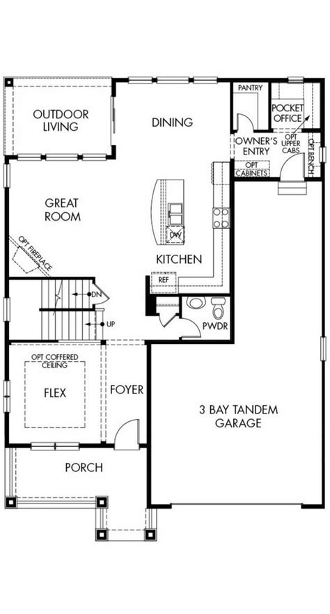 meritage homes ridgeline