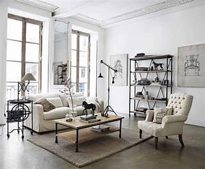 Maison Du Monde Sessel : cremefarbenes sofa bilder ideen couch ~ Watch28wear.com Haus und Dekorationen