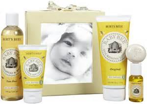 Burt Bees Baby Gift Set