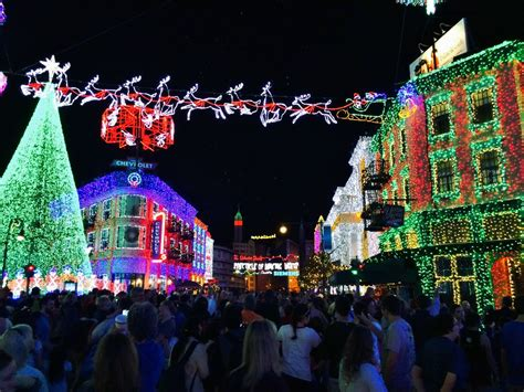 Hollywood Studios Osborne Lights by Disney World Planning Challenges First Time Level 10