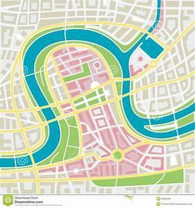 City Map Stock Illustration  Illustration Of Help