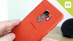 Angebote Samsung Galaxy S9 : samsung alcantara cover galaxy s9 schwarz ab 24 05 ~ Jslefanu.com Haus und Dekorationen
