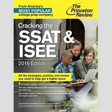 Cracking The Ssat & Isee, 2016 Edition By Princeton Review · Overdrive (rakuten Overdrive