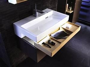 salle de bains lavabos et vasques nouvelle generation With salle de bain design avec vasque jacob delafon