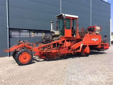 amac usa used amac zm 2 potato harvesters and diggers for sale
