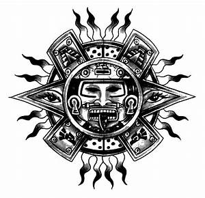 10+ Nice Mayan Tattoo Designs