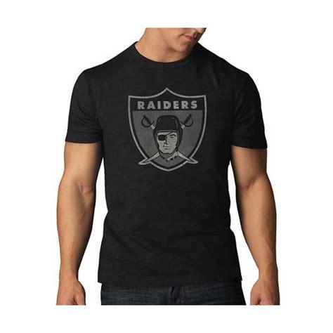 Raiders 47 Brand 1963 Logo Scrum Tee
