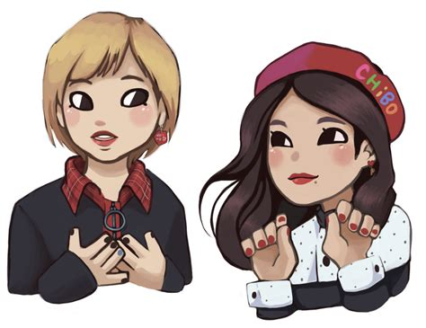 Jelly Jelly Jeongyeon And Chaeyoung By Arkay9 On Deviantart