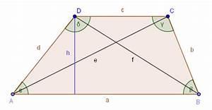 Mathe Flächeninhalt Berechnen : formelsammlung trapez ~ Themetempest.com Abrechnung