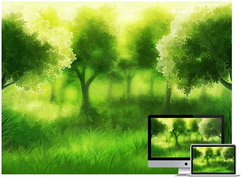 Green Wallpapers [Wallpaper Wednesday] - Hongkiat