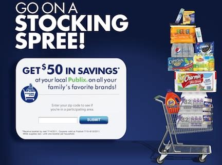 28497 Publix Mystery Coupon by Publix Shoppers Request Your Spree Coupon Booklet