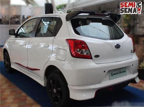 Gambar Mobil Gambar Mobildatsun Go by Harga Datsun Go Panca Special Version Review Spesifikasi