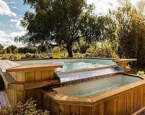 Piscine A Débordement : les piscines d bordement id es piscine ~ Farleysfitness.com Idées de Décoration