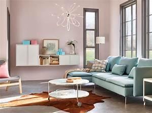 quelles couleurs associer dans mon salon elle decoration With quelles couleurs se marient avec le gris 11 deco marron et bleu chaios