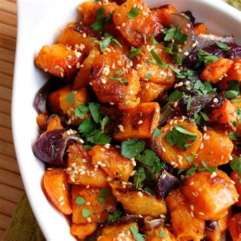 butternut squash recipes roastedbutternutsquashrecipe 575x575 jpg