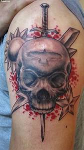 100 Mind Blowing Army Skull Tattoos Designs and Ideas