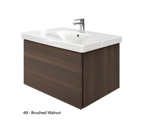 exclusive 5 designer wall unit by duravit delos 1 compartment unit with d code 850mm basin