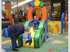 Champaign's Market Place Mall Updates Indoor Play Area