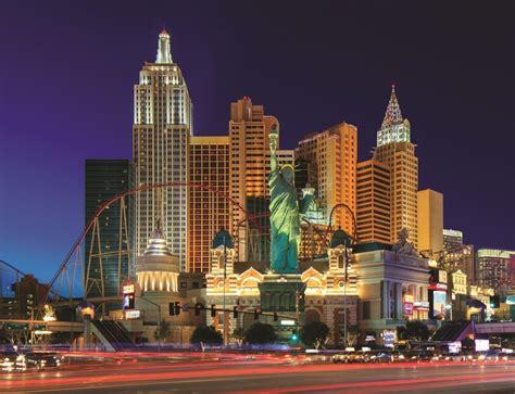 New York-new York Hotel & Casino (las Vegas, Usa