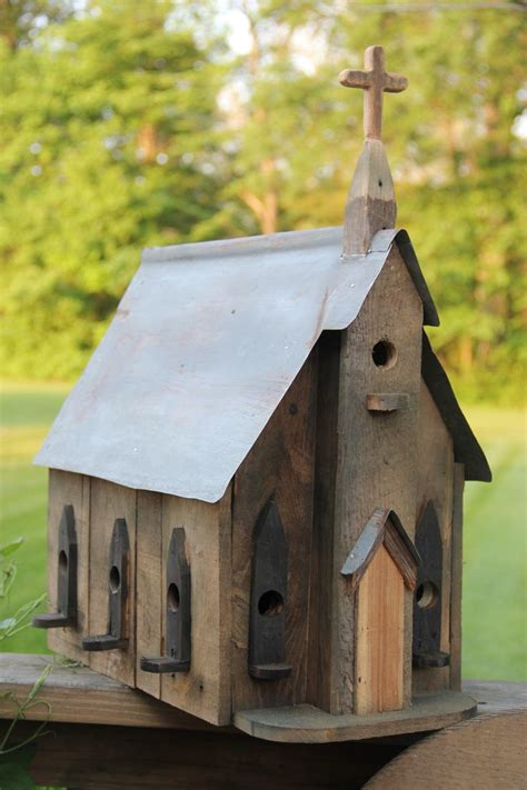 wood  bird houses bird cages