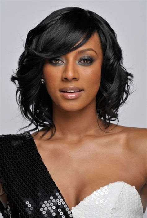 sexy black weave hairstyles creativefan