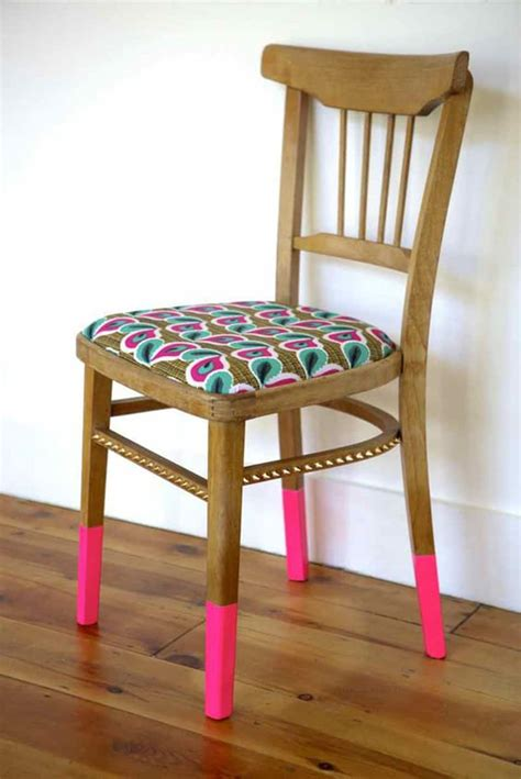 chair take a seat 20 diy colorful chair projects designrulz Diy