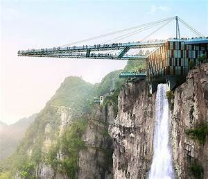 Chongqing to unveil world's longest glass skywalk - AFRICA ...