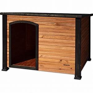 large outback extreme log cabin dog house With precision pet extreme outback log cabin dog house