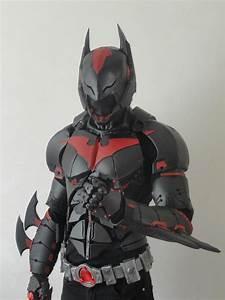 Awesome BATMAN BEYOND Cosplay Shows True Craftsmanship ...