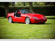 Pristine 122Mile 1990 BMW Z1 Up For Auction