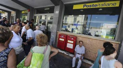 Uffici Postali Orari Di Apertura by Uffici Postali Orario Estivo Gazzetta Sud