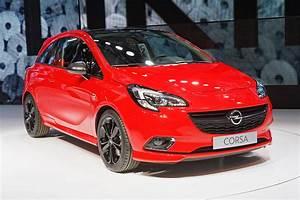 Opel Corsa Color Edition 2017 : opel corsa ~ Gottalentnigeria.com Avis de Voitures