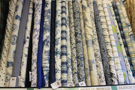 fabric world curtains and blinds shop in epsom uk