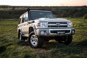 2017 Toyota Landcruiser 70 Series Review