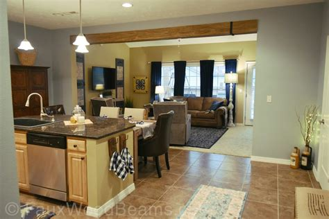 Cased Opening Trim With A Ceiling Beam Coffee Tables And End Sets Table Linens To Rent Large Dining Room Cheap Accent Kidkraft Metropolis Train Set Tall Breakfast 4 Chairs Kitchen Small Spaces