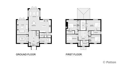 House Plans  Self Build Plans Potton