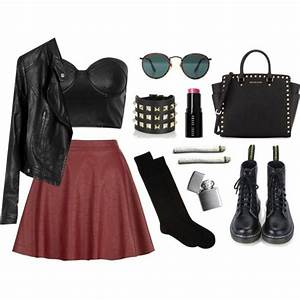 1000+ ideas about Edgy School Outfits on Pinterest | Cute edgy outfits Teens clothes and Simple ...