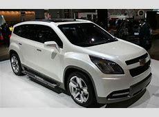 Will Chevy Orlando SUV Crossover go Hybrid with Chevy Volt