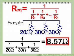 How to Calculate Series and Parallel Resistance (with ...