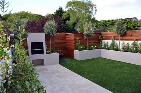 modern garden design designer cheam sutton wimbledon